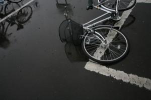 自転車(転倒)